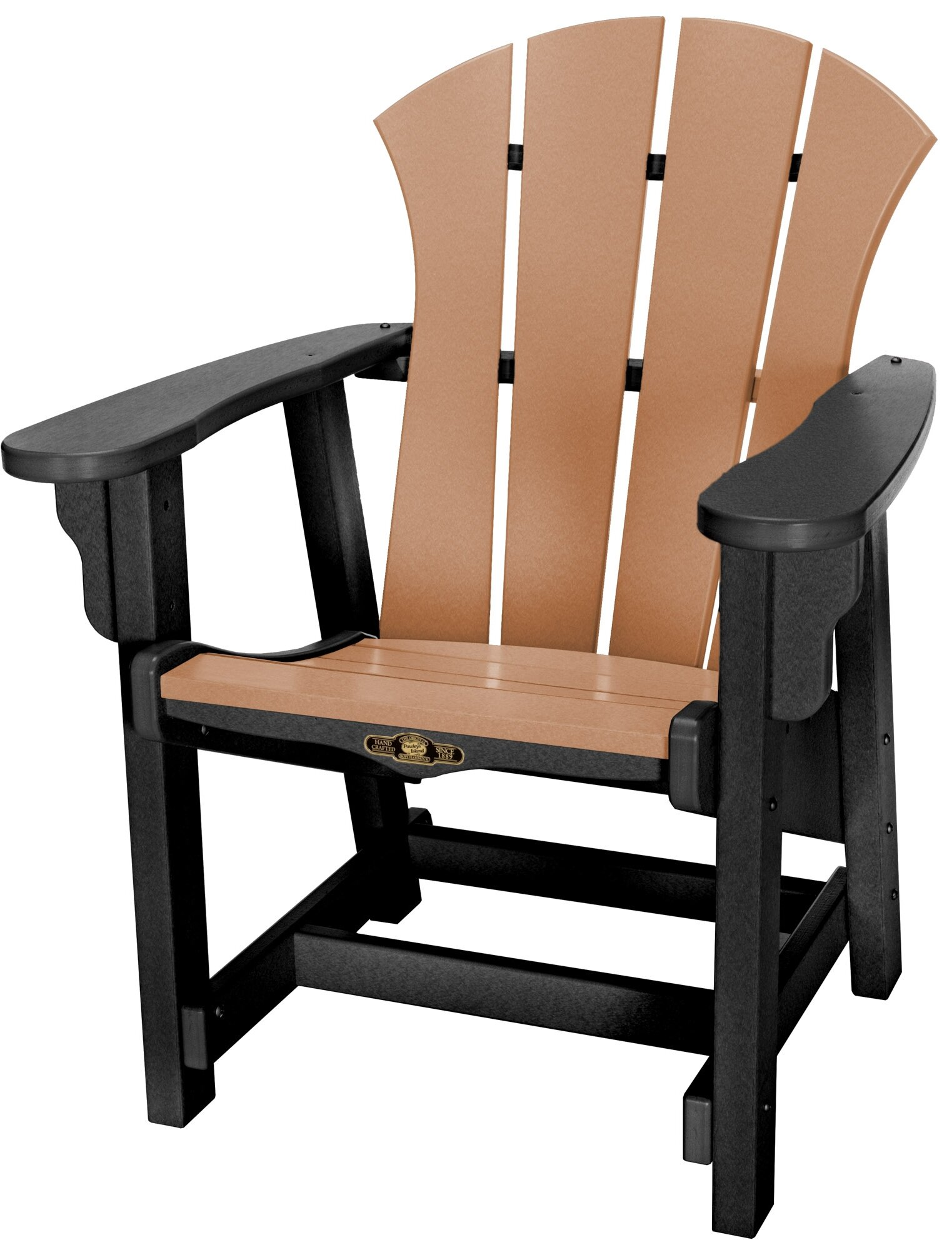 Rosecliff Heights Yeager Conversational Plastic Adirondack Chair | Wayfair
