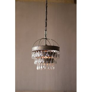 Pegram Crystal Pendant by ..