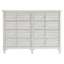Glover 8 Drawers Dresser by Rosecliff Heights