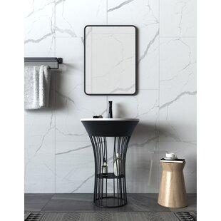 Esperance 24 Single Bathroom Vanity Set with Mirror