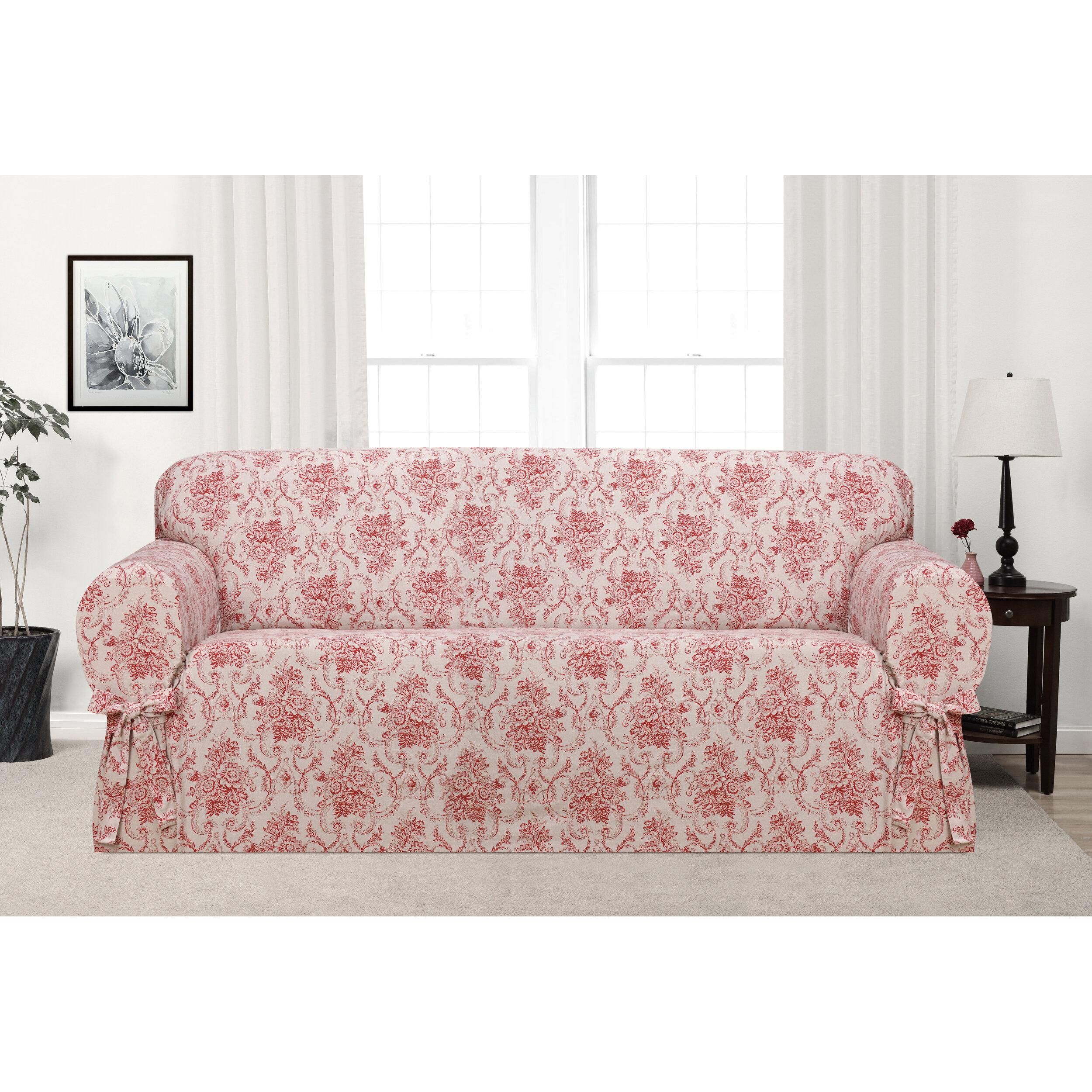 One Allium Way Box Cushion Sofa