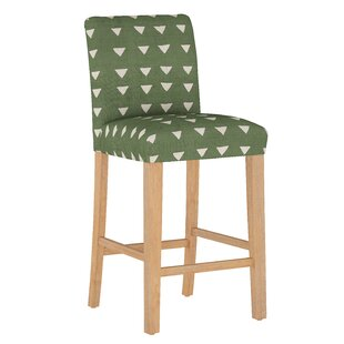 Korth 31 Bar Stool by Bungalow Rose