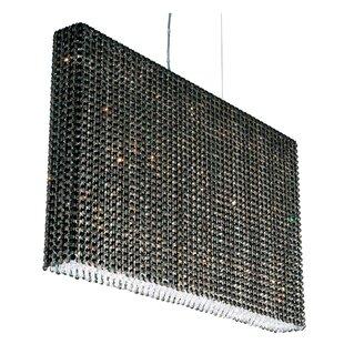 Schonbek Refrax 10-Light Crystal Chandelier