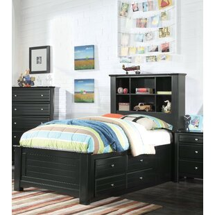 Haberman Pine Wood Twin Mate's & Captain's Bed