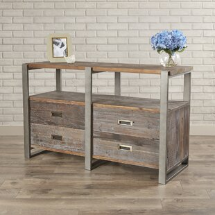 Gracie Oaks Myers Console Table