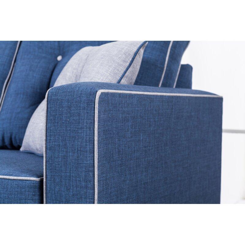 hokku designs urban valor sofa wayfair rh wayfair com velour sofa covers velour sofas for sale