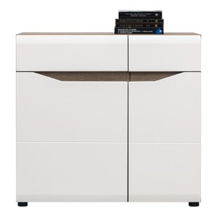 Bezout 1 Drawer Combi Chest By Mercury Row