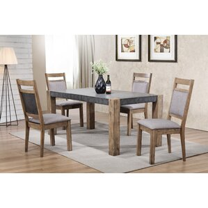 Costabella Solid Wood Side Chair (Set of 2) by Roundhill Furniture