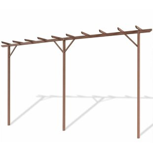 Ethelsville 4ft. W x 1.95ft. D Pergola by Freeport Park
