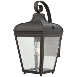 Charlton Home Duong Outdoor Wall Lantern