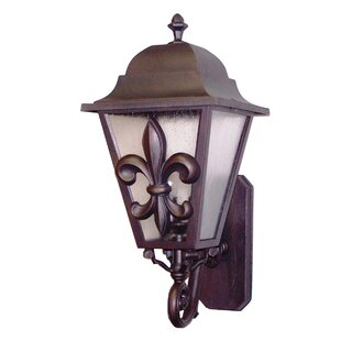 Top Brands of Penfield 3-Light Outdoor Sconce By Alcott Hill