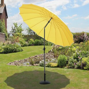 SunTime Outdoor Living Shanghai 9' Market Umbrella