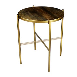 Find Emberly End Table by Ivy Bronx Reviews (2019) & Buyer's Guide