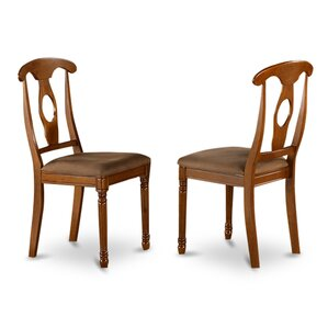 Napoleon Side Chair (Set of 2) by East West Furniture