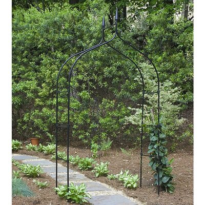Gothic Steel Arbor World Source Partners