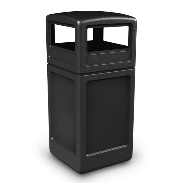 Commercial Trash Cans You\'ll Love | Wayfair