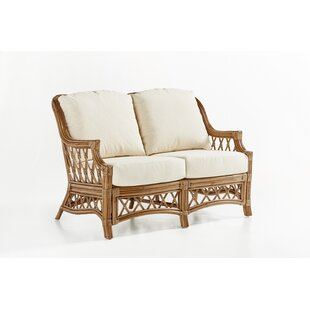 Stowers Loveseat by Bay Isle Home