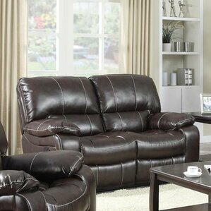 Banner Reclining Loveseat by Wildon Home ?