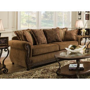 Simmons Upholstery Freida Sofa by Astoria Grand
