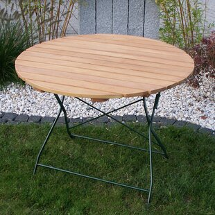 Plum Foldable Bistro Table By Sol 72 Outdoor