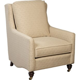 Loose Pillow Back Armchair by Fairfield Chair