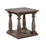 Bock Wooden End Table by Charlton Home®