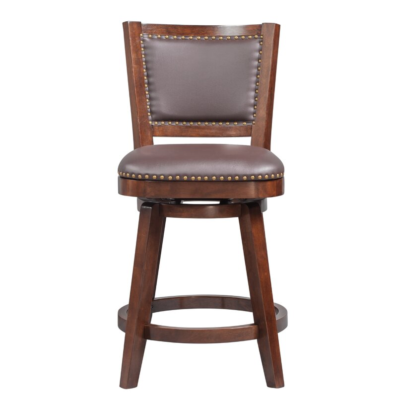Cammy Bar Counter Swivel Stool