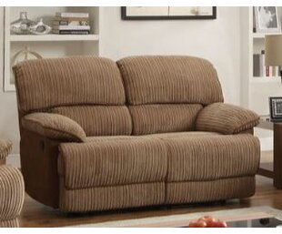 Red Barrel Studio Swartwood Motion Reclining Loveseat