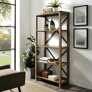 Schreiner Etagere Bookcase By Gracie Oaks