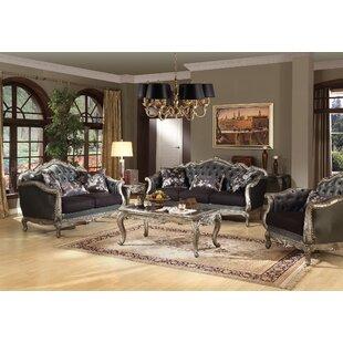 Chantelle Configurable Living Room Set by A&J Homes Studio