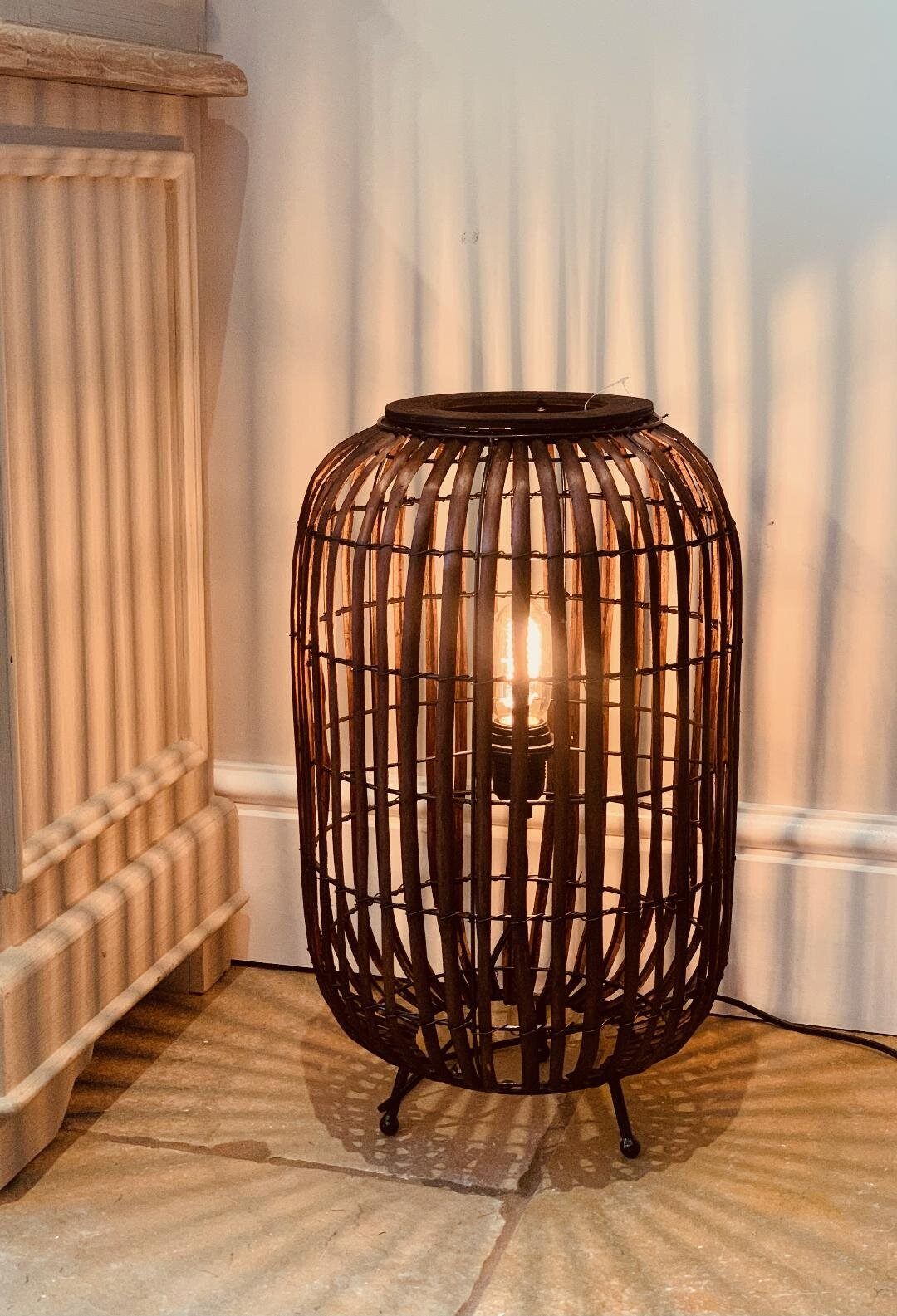 Bay Isle Home Gingras 50cm Novelty Floor Lamp Wayfair Co Uk