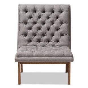 Criswell Mid-Century Lounge Chair by George Oliver