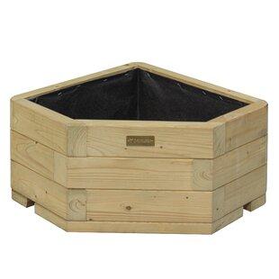 Jamir 1 Piece Wood Planter Box Image