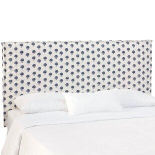 Beachcrest Home Sylvaner Upholstered Panel Headboard