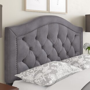 Darby Home Co Gossman Upholstered Panel Headboard