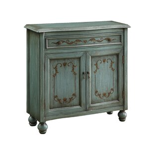 Lotta 2 Door Accent Cabinet by One Allium Way