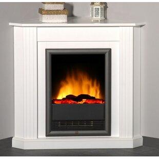 Juliet Electric Fireplace By Belfry Heating
