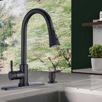 Cross Handle Kitchen Faucet Wayfair