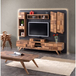Clay Entertainment Center for TVs up to 60