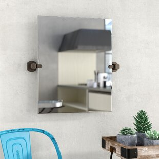 Compare & Buy Ubaid Pivot Wall Mirror By 17 Stories