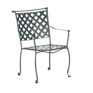 Maddox Stacking Patio Dining Chair