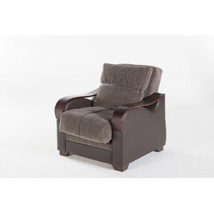 Dougie Convertible Chair (Set Of 2) By Latitude Run