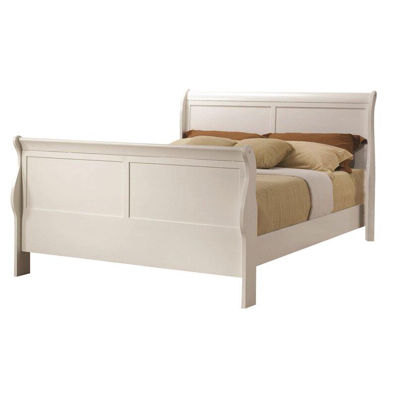 Mutsumi Home Studio Abor Sleigh Bed Wayfair