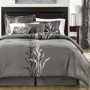 Ferron 100% Cotton Reversible Comforter Set