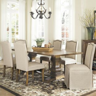 Alva Dining Table by One Allium Way Savings