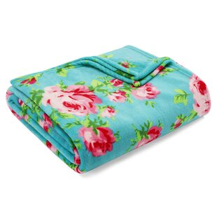 Bouquet Day Ultra Soft Plush Throw