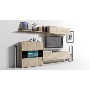 Fredson Entertainment Unit For TVs Up To 55