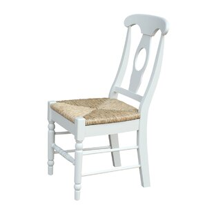 Audette Empire Side Chair (Set of 2) by August Grove