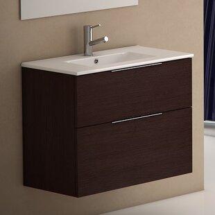 Damon 28 Single Bathroom Vanity Set by Orren Ellis