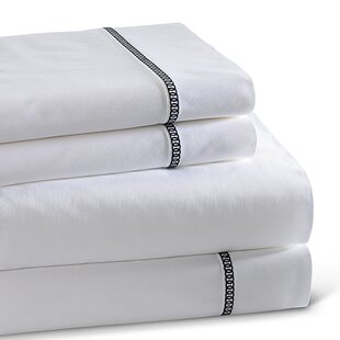 Aguilera 300 Thread Count 100% Cotton Sheet Set